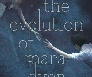 mara dyer and book image