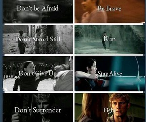 divergent, maze runner, and books image