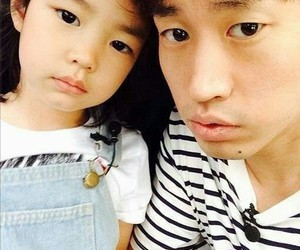tablo, haru, and lee haru image