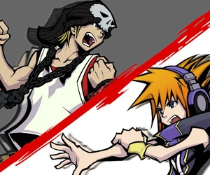 beat, videogame, and the world ends with you image