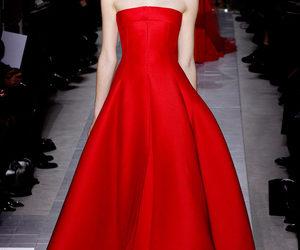 dress and Valentino image