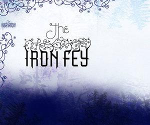 iron fey and iron knight image