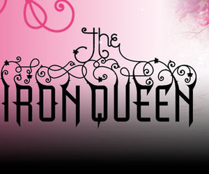 meghan, iron fey, and iron queen image