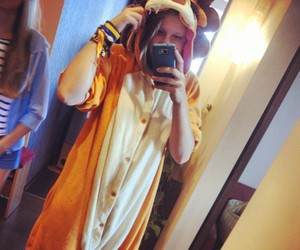 costume, lion, and nonormal image