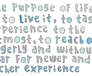 life, text, and citat image