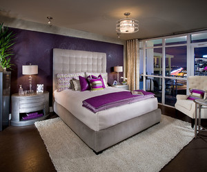 bedroom, decoration, and design image