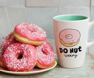food, pink, and yummy image