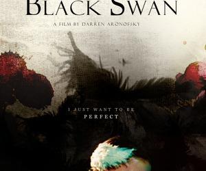 Darren Aronofsky, swan queen, and black swan image