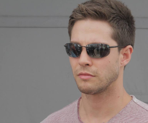 glee, dean geyer, and brody weston image