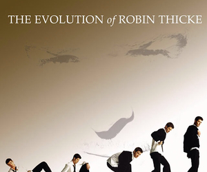 cool, funny, and robin thicke image