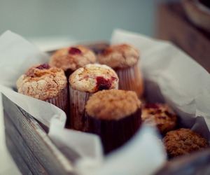 cake, muffin, and cupcake image