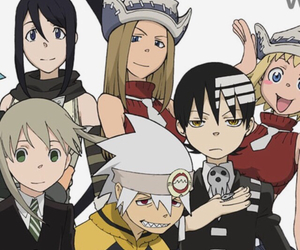 soul, soul eater, and death the kid image