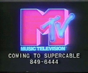 mtv, grunge, and neon image