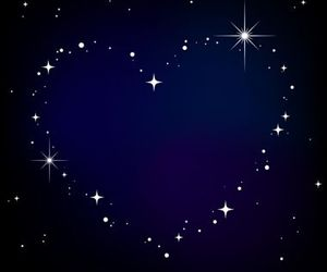 stars and heart image