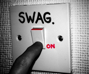 finger and swag image