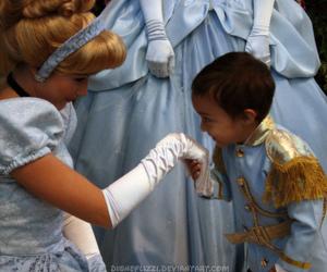 princess, cinderella, and disney image