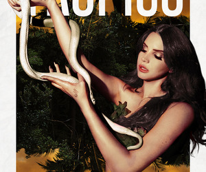tropico, lana del rey, and tropico poster image