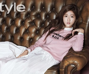 kim sae ron and instyle image