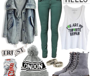 outfit, desings, and fashion image
