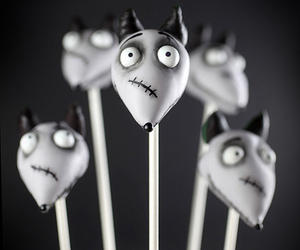 cake pops, Halloween, and sparky image