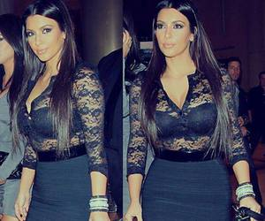 kim kardashian and kardashian image
