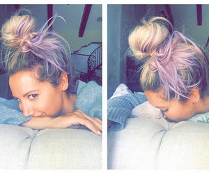 ashley tisdale, hair, and pretty image