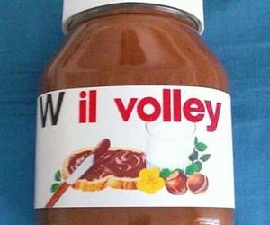 my life, nutella, and volley image