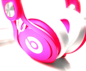 beats, dr. dre, and headphones image