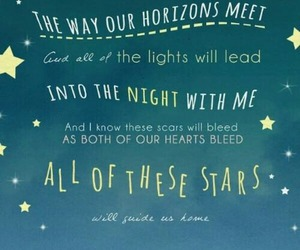 ed sheeran, tfios, and the fault in our stars image