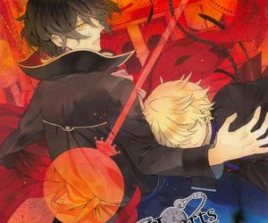 pandora hearts, gilbert nightray, and manga image