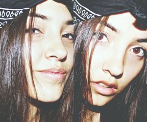 girl, grunge, and photo image