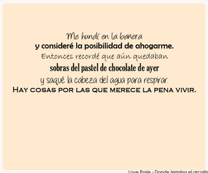 frases, book, and love rosie image