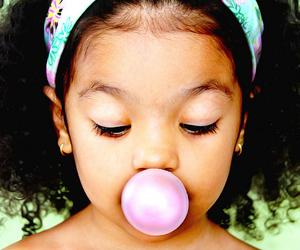 adorable, beautiful, and bubblegum image