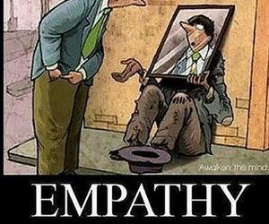 concern, society, and empathy image