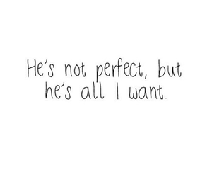 love, perfect, and him image