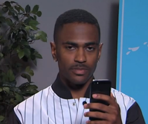 reaction, bitch wtf, and big sean image