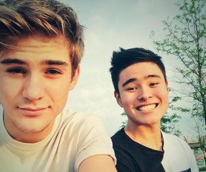 will jay, im5, and cole pendery image