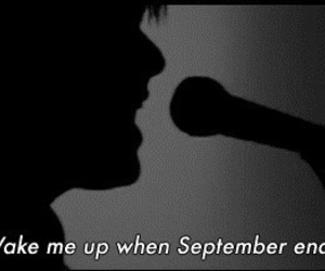 green day, music, and September image