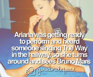 ariana facts and ariana grande facts image