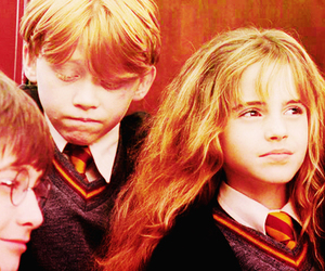 harry potter, hermione, and kids image