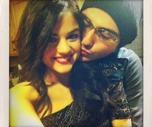 lucy hale, pretty little liars, and alex marshall image
