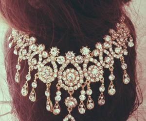 hair and diamond image