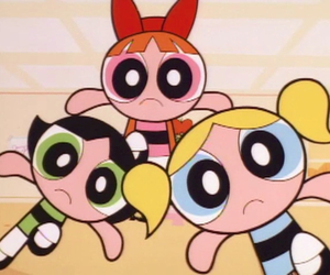 cartoon network, girl, and power puff girls image