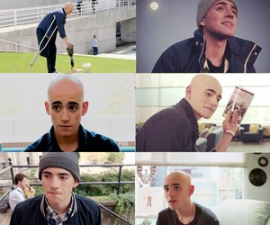 charlie rowe, red band society, and leo roth image