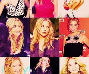 ashley, beauty, and pll image