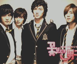 F4, boy, and Boys Over Flowers image
