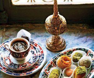 food, sweet, and turkey image