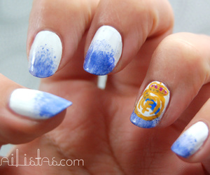 nails, real madrid, and sport image