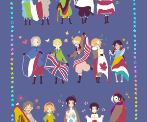 hetalia and france image