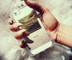chanel, phone, and cover image